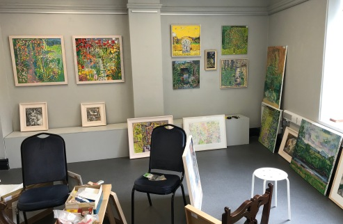 Hanging day, Gallery 2
